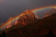 Rainbow Over Zion
